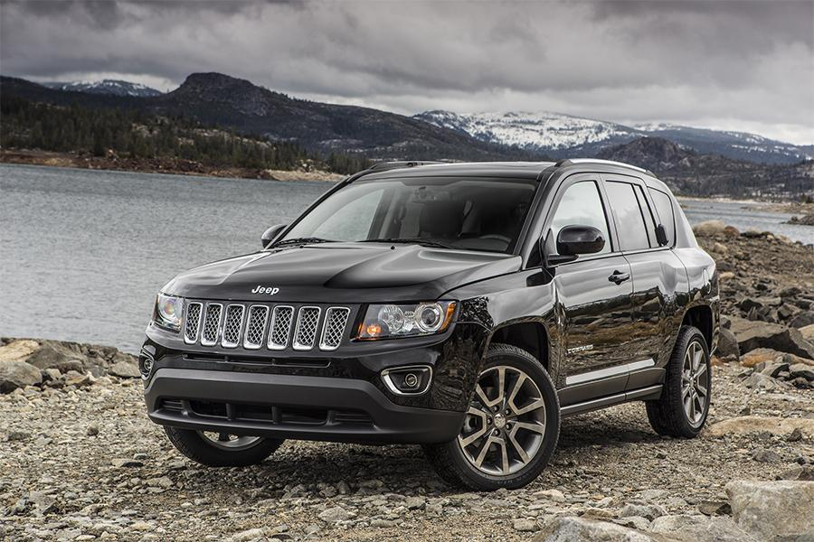 2016 Jeep Compass Overview  Carscom