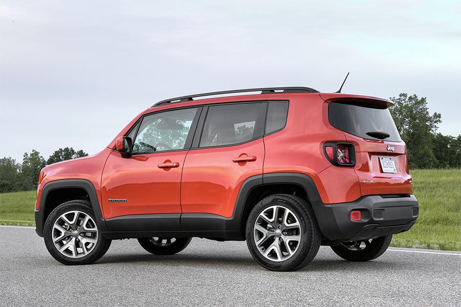 2016 jeep renegade overview cars com