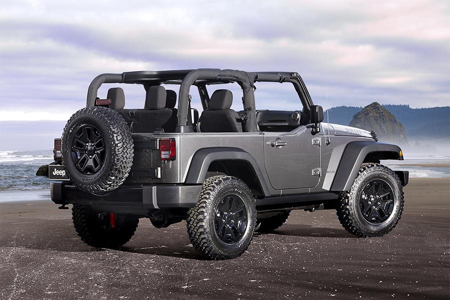2016 Jeep Wrangler Overview  Carscom
