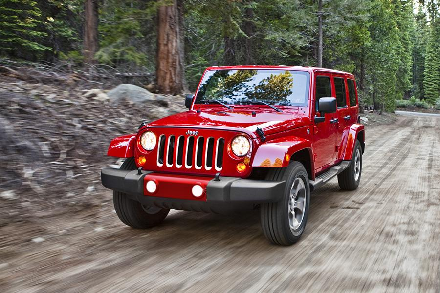 2016 Jeep Wrangler Unlimited Overview  Carscom