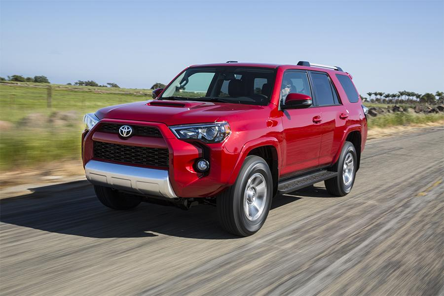 2016 Toyota 4runner Overview Cars