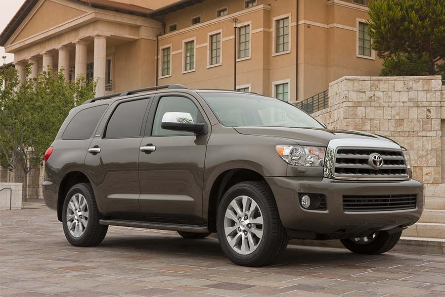 2016 Toyota Sequoia Reviews Specs And Prices Cars Com