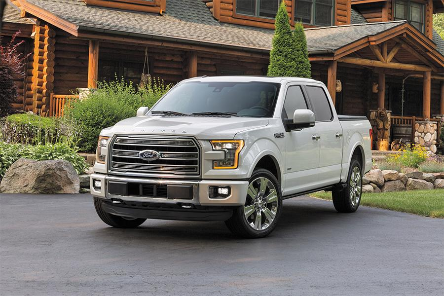 2016 Ford F-150 Photo 1 of 16