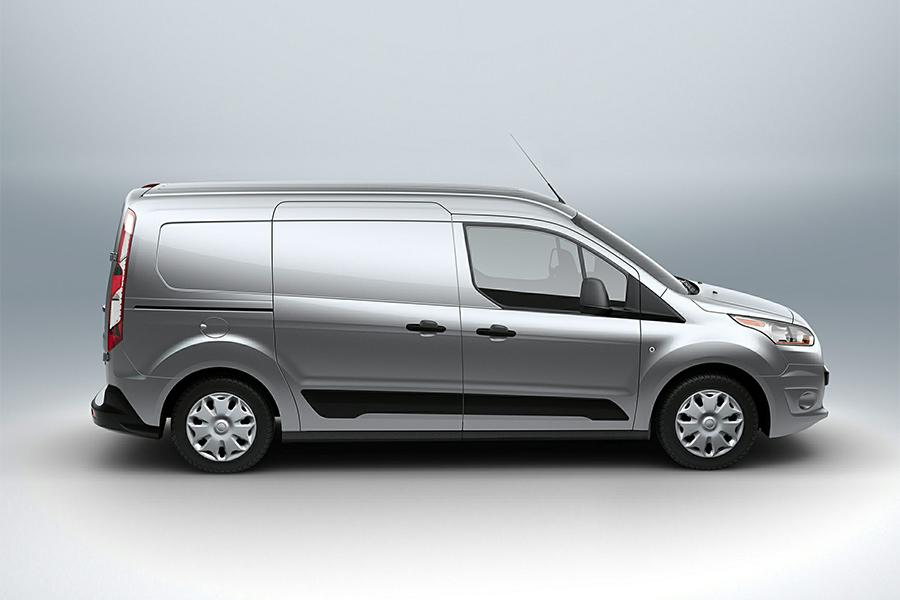 2016 Ford Transit Connect Overview Cars Com