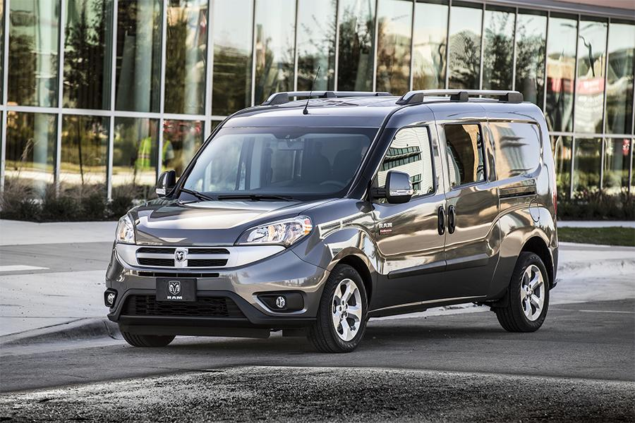2016 RAM ProMaster City Overview | Cars.com