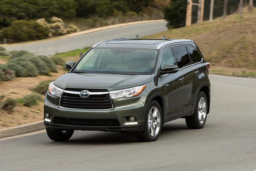 2016 Toyota Highlander Hybrid Photo 3 of 11