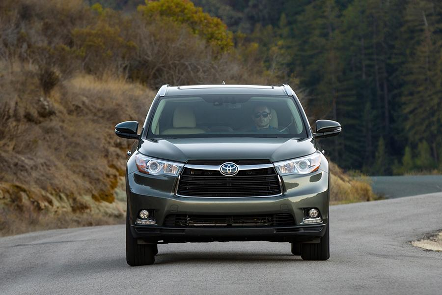 2016 Toyota Highlander Hybrid Photo 4 of 11