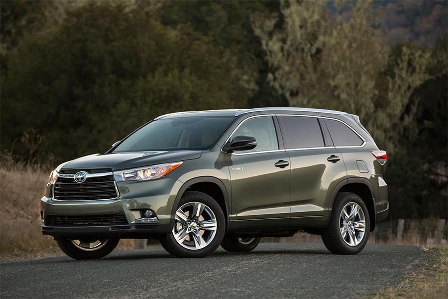 2016 Toyota Highlander Hybrid Photo 1 of 11