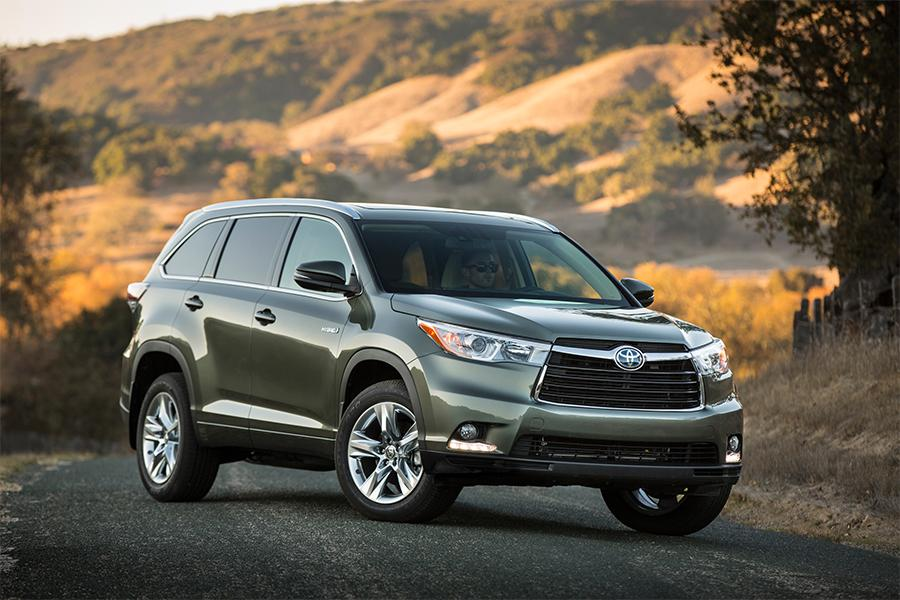 2016 Toyota Highlander Hybrid Specs, Pictures, Trims ...