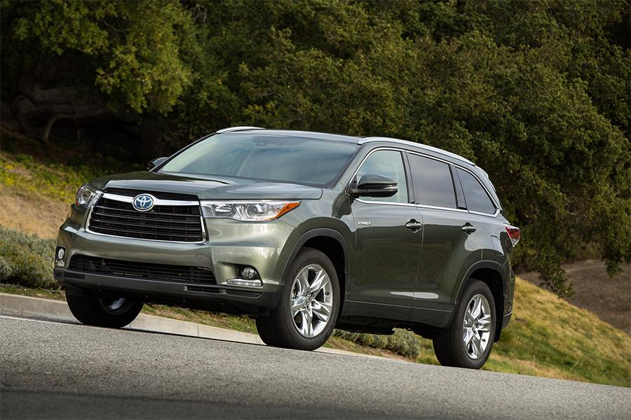 2016 Toyota Highlander Hybrid Photo 5 of 11