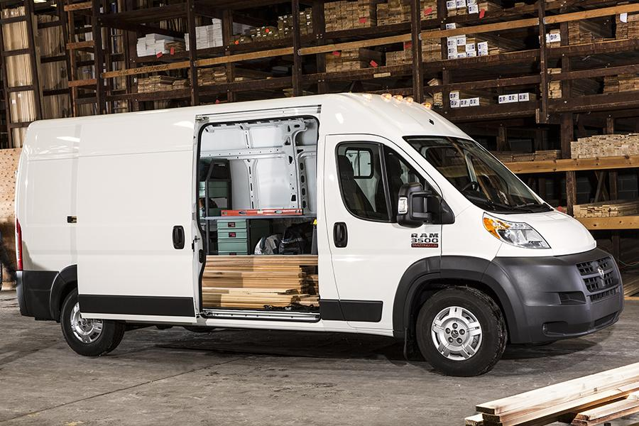 2016 RAM ProMaster 2500 Overview   Cars.com