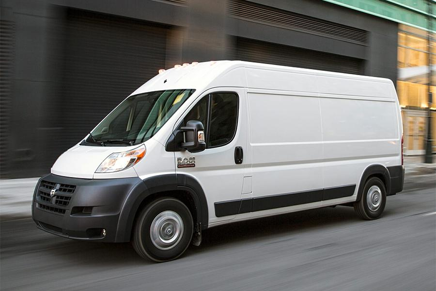 2016 Ram Promaster 3500 Overview Cars Com