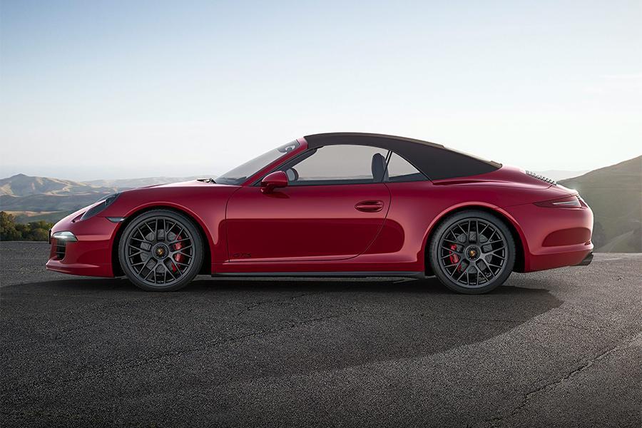 2016 Porsche 911 Photo 4 of 14