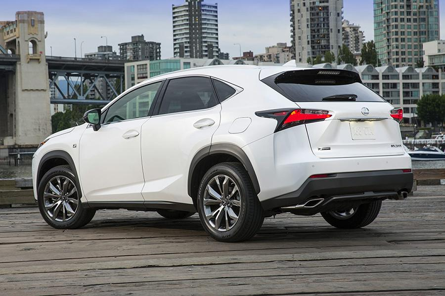 2015 Acura Rdx For Sale >> 2016 Lexus NX 200t Reviews, Specs and Prices | Cars.com