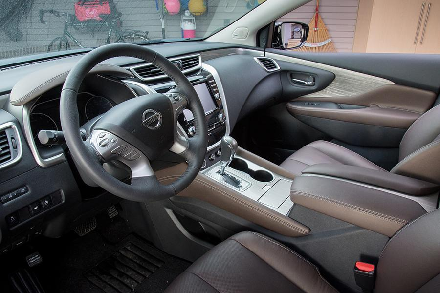 2016 Nissan Murano Specs Pictures Trims Colors Cars Com