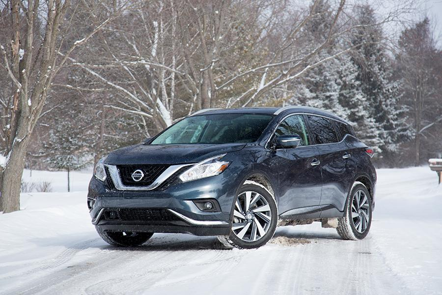 2016 Nissan Murano Overview Cars Com
