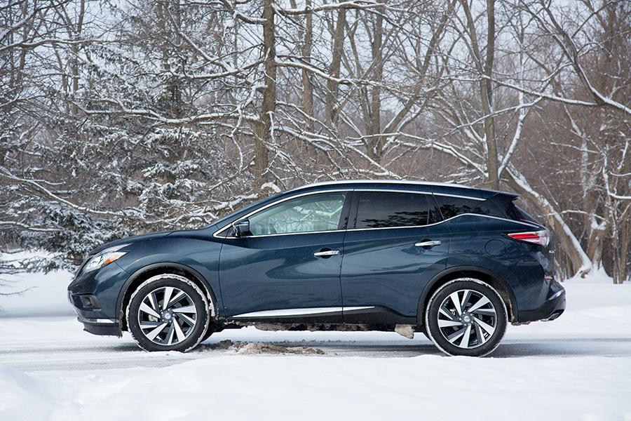 2016 nissan murano reviews specs and prices. Black Bedroom Furniture Sets. Home Design Ideas