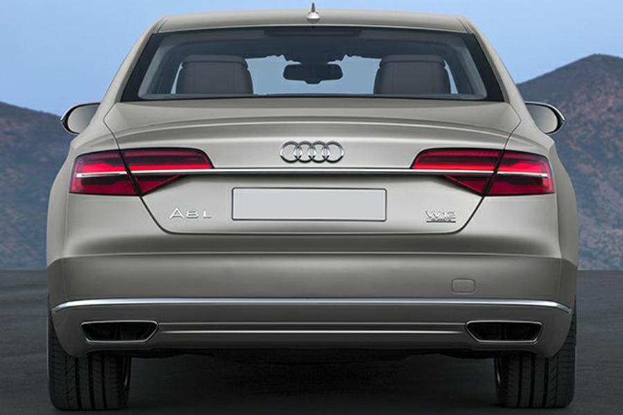 2016 Audi A8 Photo 4 of 15
