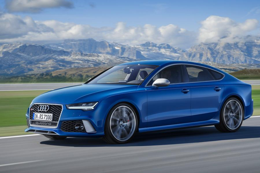 2016 Audi RS 7 Photo 3 of 8