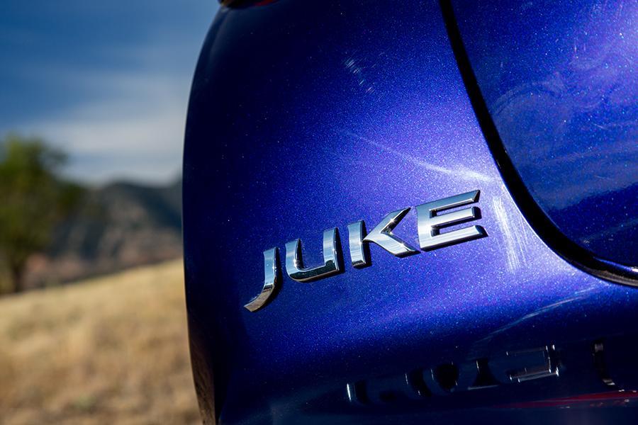 2016 Nissan Juke Photo 6 of 23