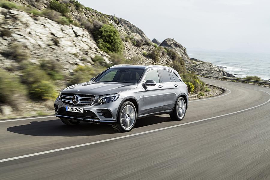 2016 mercedes benz glc class media gallery