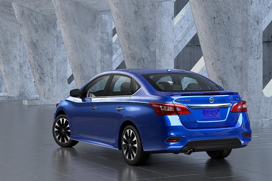 2016 Nissan Sentra Mpg >> 2016 Nissan Sentra Reviews, Specs and Prices | Cars.com