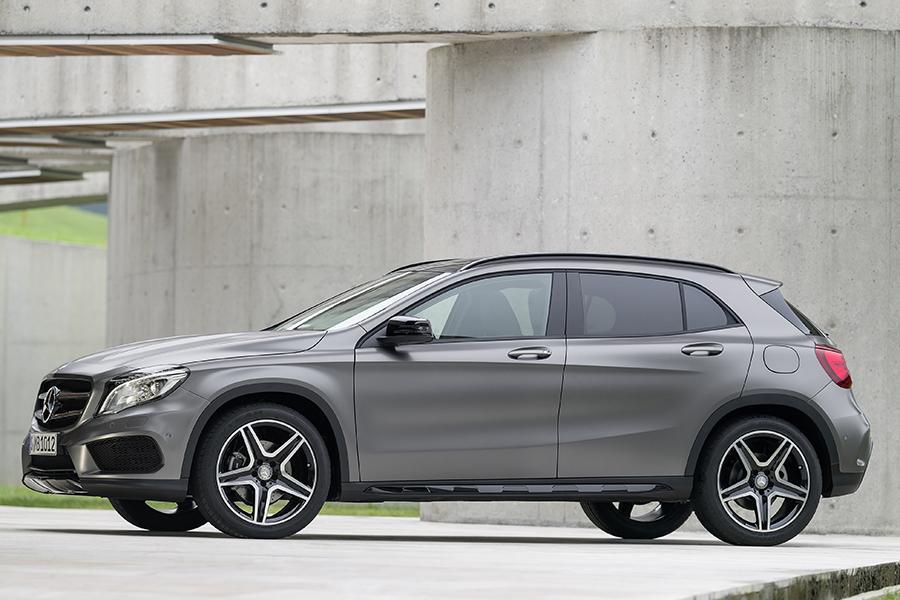 Mercedes Benz Gla Class Sport Utility Models Price Specs