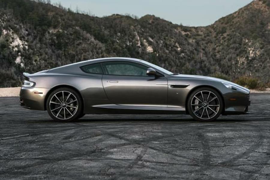 2016 Aston Martin DB9 Photo 3 of 8