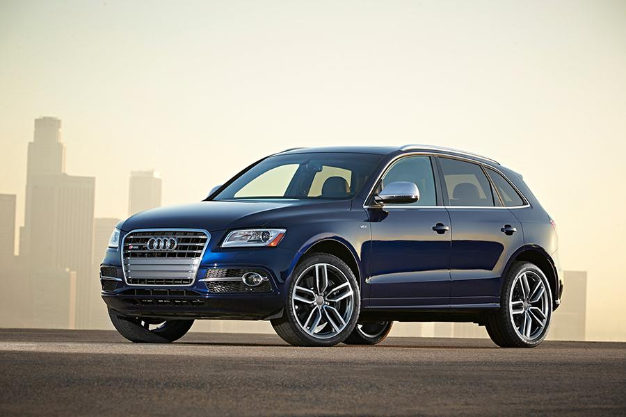 2016 Audi Sq5 Overview Cars Com