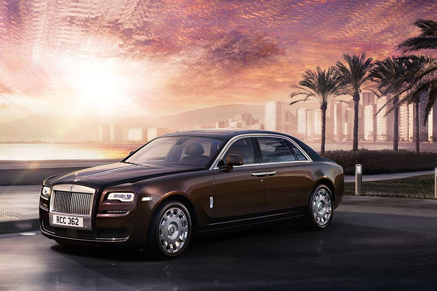 2016 Rolls-Royce Ghost Photo 1 of 17