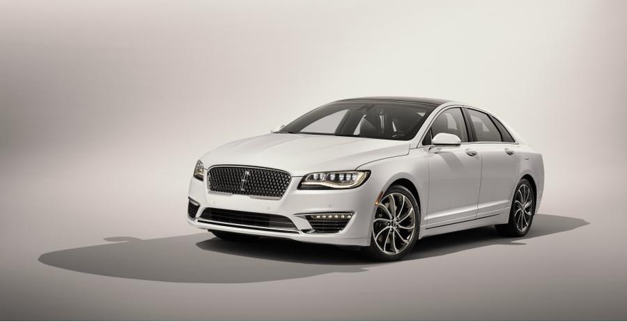 2017 Lincoln MKZ Overview  Carscom