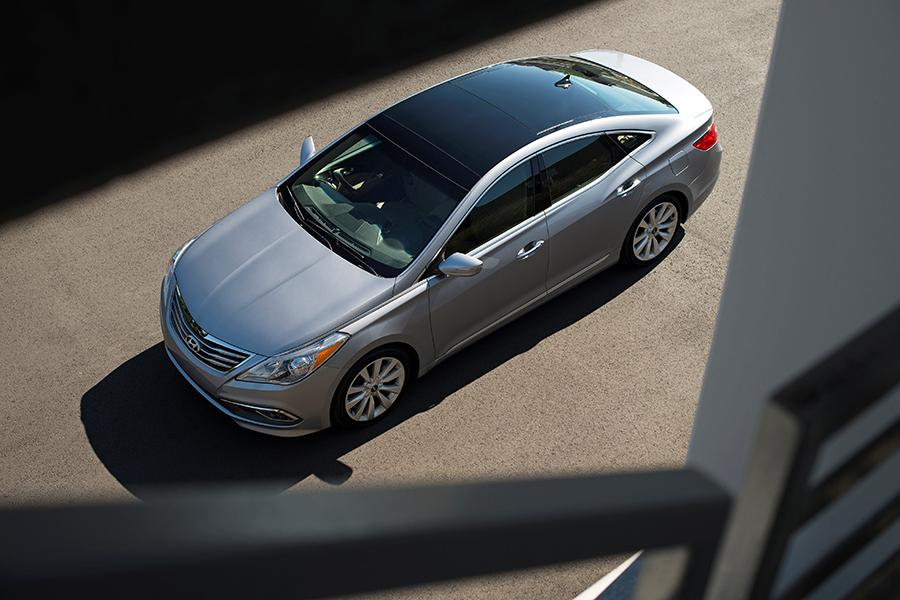 2016 Hyundai Azera Photo 5 of 13