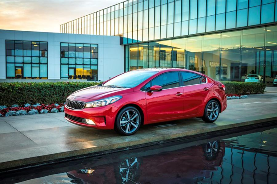 2017 Kia Forte Photo 1 of 8
