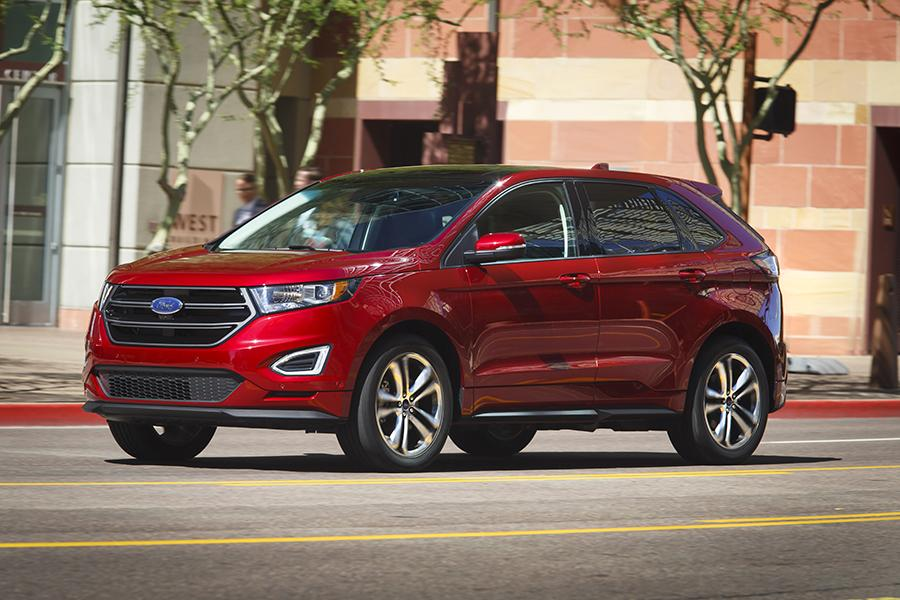 2016 ford edge overview. Black Bedroom Furniture Sets. Home Design Ideas