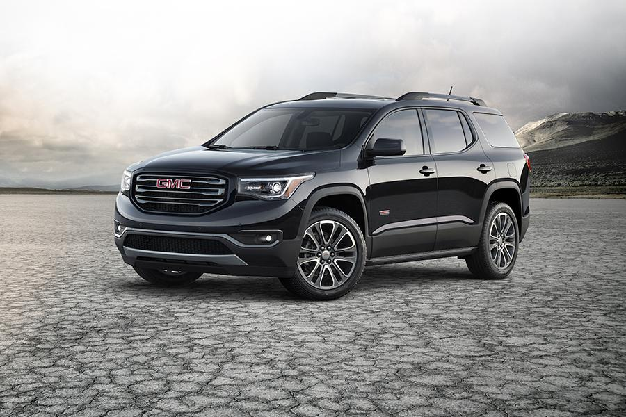 2017 GMC Acadia Overview  Carscom