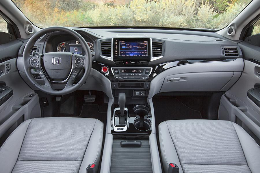 2017 Honda Ridgeline Specs Pictures Trims Colors