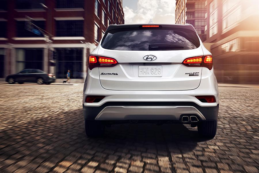 2017 Hyundai Santa Fe Sport Photo 4 of 12