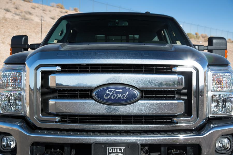 2016 Ford F250 >> 2016 Ford F 250 Overview Cars Com