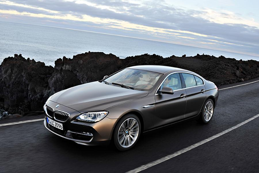 2016 Bmw 640 Gran Coupe Overview Cars Com