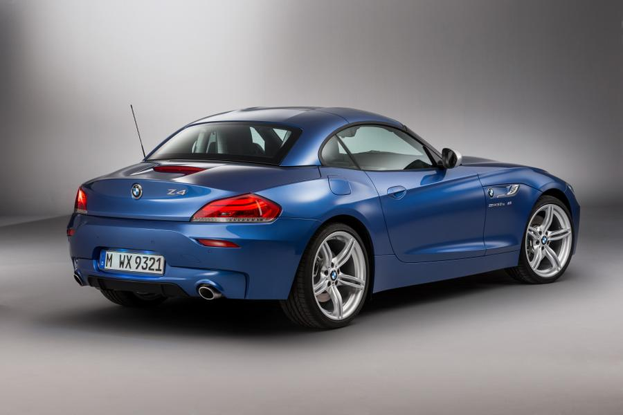 2016 Bmw Z4 Overview Cars Com