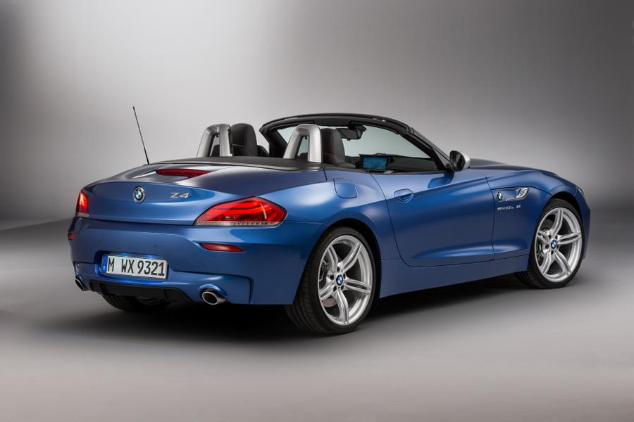 Bmw Z4 Convertible Models Price Specs Reviews Cars Com