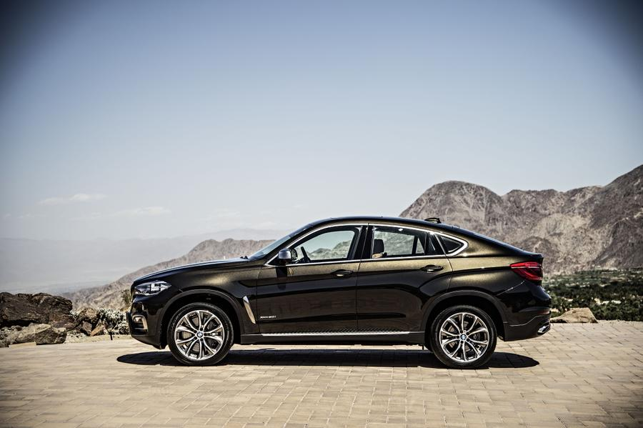2016 Bmw X6 Overview Cars Com
