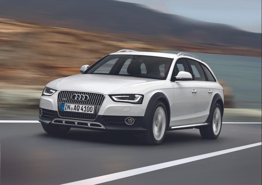 2016 Audi allroad Photo 1 of 20