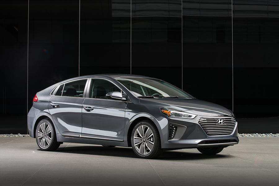 2017 Ioniq Generation Hyundai Model Shown