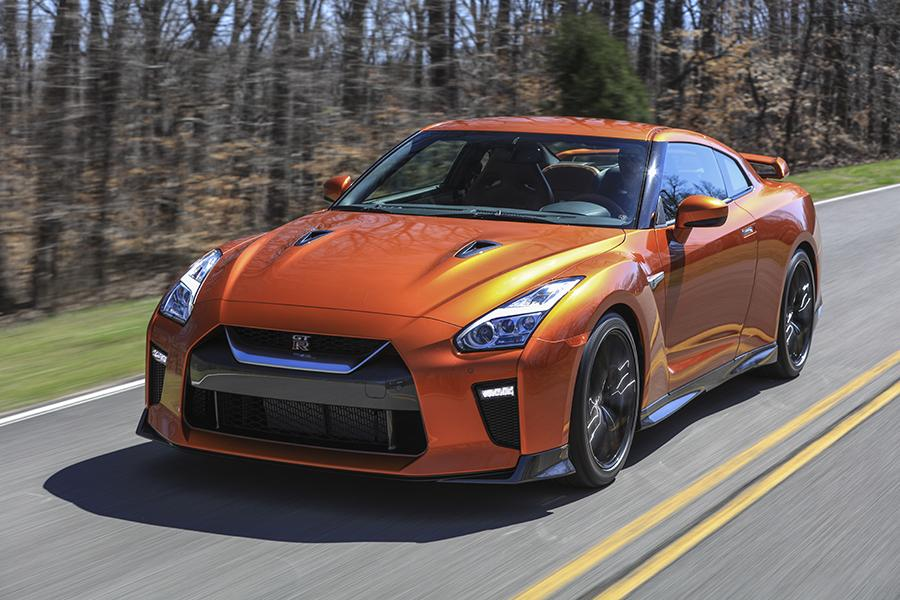 Célèbre 2017 Nissan GT-R Overview | Cars.com JK49
