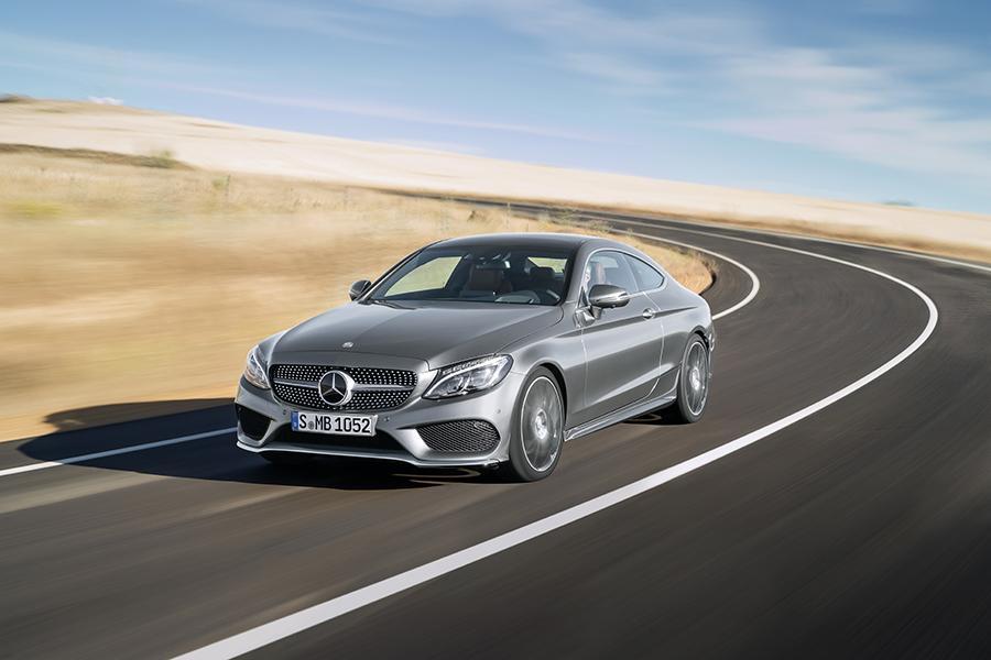 2017 Mercedes-Benz C-Class Photo 6 of 28