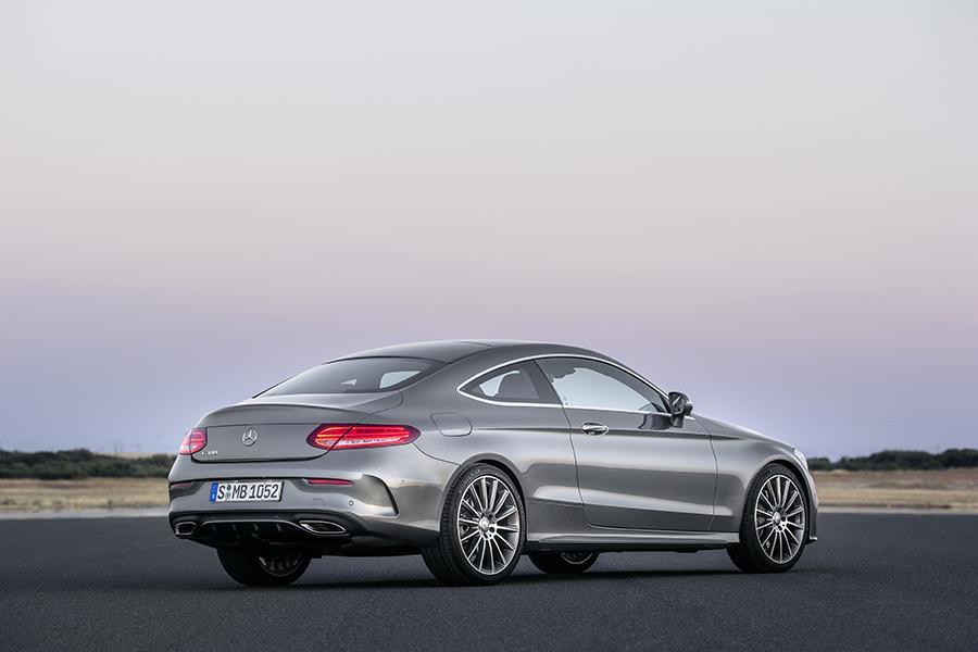 2017 MercedesBenz CClass Overview  Carscom