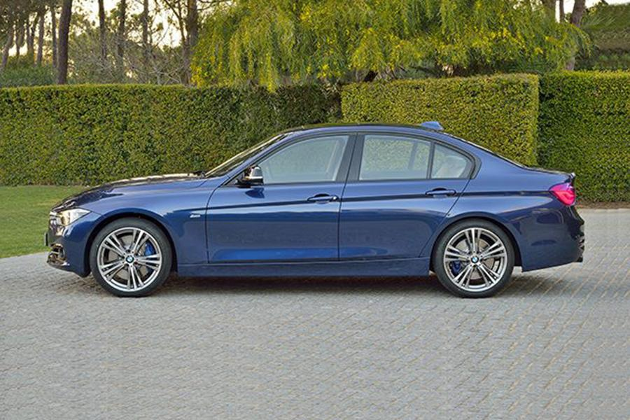 2016 Bmw 320 Overview Cars Com