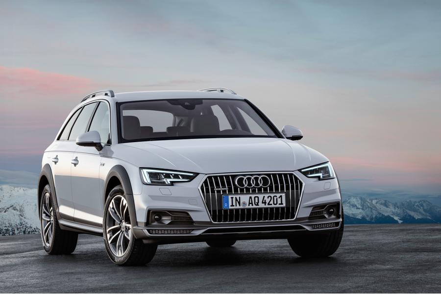 2017 Audi A4 allroad Photo 1 of 5