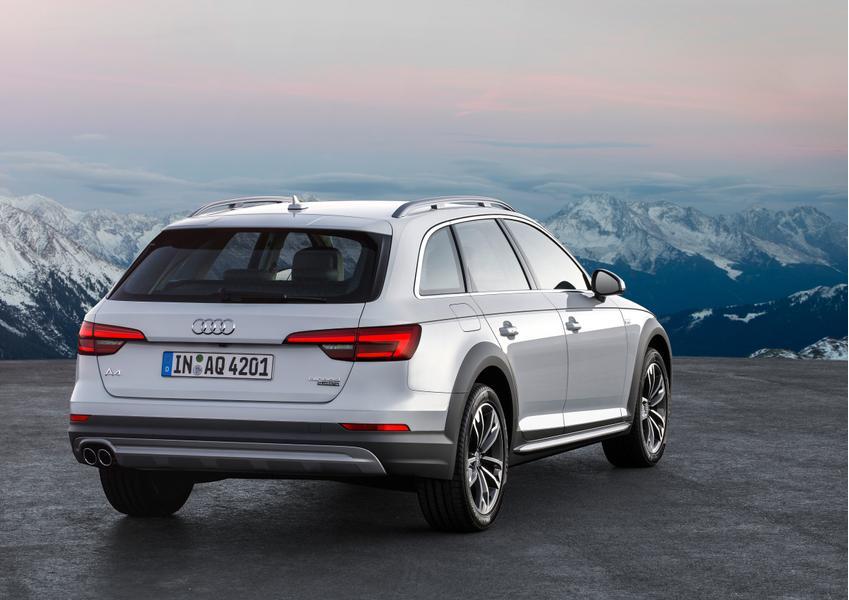 2017 Audi A4 allroad Photo 3 of 5
